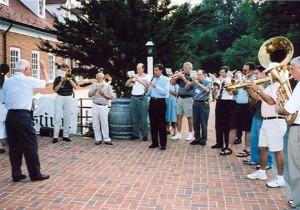 2003 Allen Goslen Conducts Band Prelude