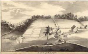 Bethabara sketch