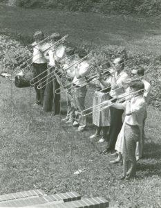 1978 trombone choir