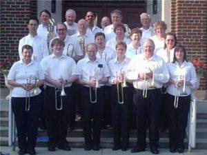 Festival 2006 trombone choir