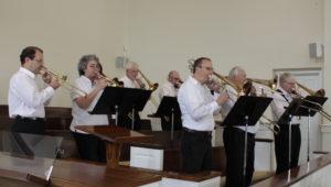 Salem Trombone Choir