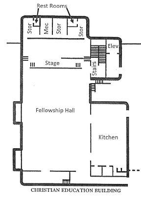 Church Floorplans