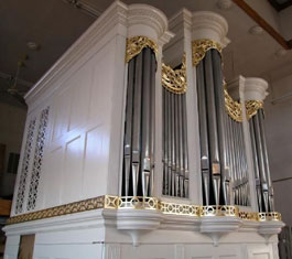 Tannenberg Organ in Salem 2