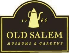 Old Salem sign